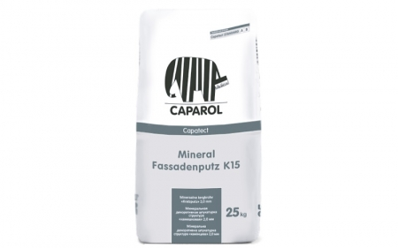 Capatect Standard Mineral Fassadenputz K20