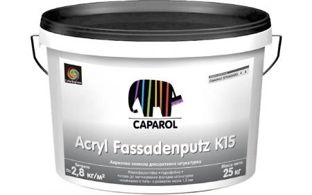 Capatect Standard Acryl Fassadenputz K15