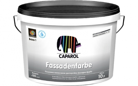 Capatect Standard Fassadenfarbe