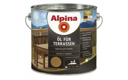 Alpina Oel Terrassen TR