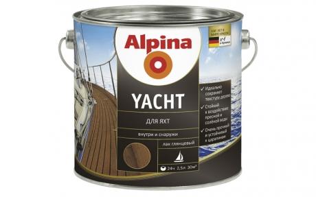 Alpina Yacht