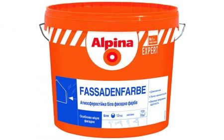 Alpina EXPERT Fassadenfarbe