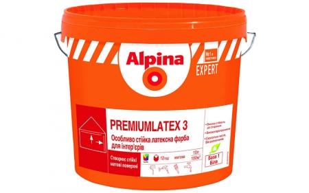 Alpina EXPERT Premiumlatex 3 E.L.F.