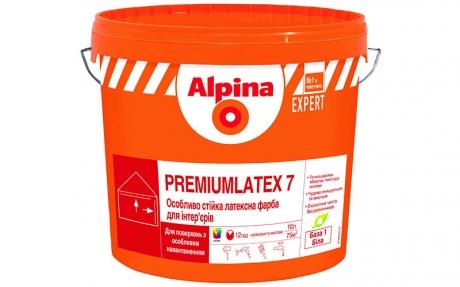 Alpina EXPERT Premiumlatex 7
