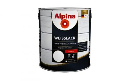 Alpina Weisslack SM