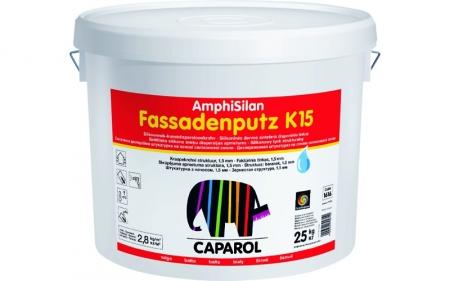 AmphiSilan Fassadenputz K15