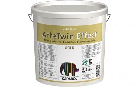 Capadecor ArteTwin Effect Gold
