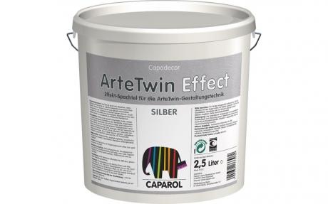 Capadecor ArteTwin Effect Silber