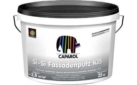 Capatect Standard Sil-Si Fassadenputz K15