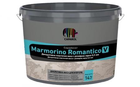 Capadecor Marmorino Romantico V (зерно 0,5 мм)