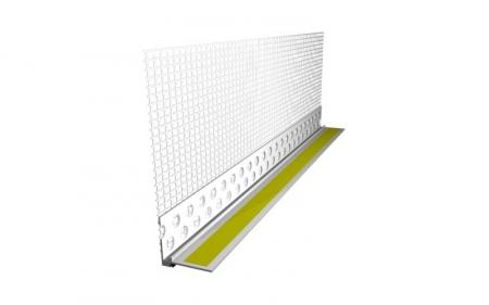 Профиль примыкающий для оконных рам и дверных откосов