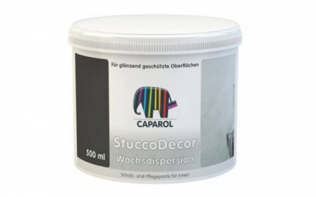 Capadecor StuccoDecor Wachsdispersion